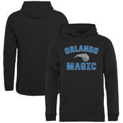 Orlando Magic Youth Victory Arch Pullover Hoodie - Black