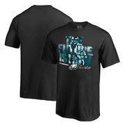Carson Wentz Philadelphia Eagles NFL Pro Line Youth Future Is Now T-Shirt - Black