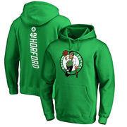Al Horford Boston Celtics Fanatics Branded Backer Pullover Hoodie - Kelly Green