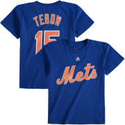 Tim Tebow New York Mets Majestic Toddler Player Name and Number T-Shirt - Royal