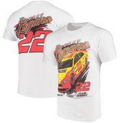 Joey Logano Pennzoil In Motion T-Shirt - White