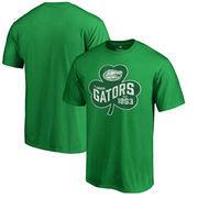 Florida Gators Fanatics Branded Big & Tall St. Patrick's Day Paddy's Pride T-Shirt - Green