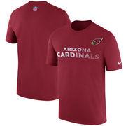 Arizona Cardinals Nike Sideline Legend Team Performance T-Shirt - Red