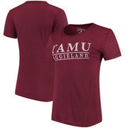 Texas A&M Aggies Women's League Freshy T-Shirt - Maroon