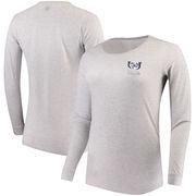 Kentucky Derby Women's Nola MOSOtech Long Sleeve T-Shirt - Heathered Gray