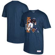 Walter Payton Chicago Bears Mitchell & Ness Photo Real Traditional T-Shirt – Navy