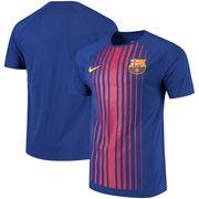 Barcelona Nike Match Performance T-Shirt - Royal/Blue