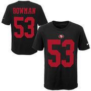NaVorro Bowman San Francisco 49ers Nike Youth Color Rush Player Pride Name & Number T-Shirt - Black