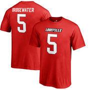 Teddy Bridgewater Louisville Cardinals Fanatics Branded Youth College Legends T-Shirt - Red