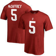 Christian McCaffrey Stanford Cardinal Fanatics Branded Youth College Legends T-Shirt - Cardinal