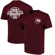 Mississippi State Bulldogs Champion Fan T-Shirt - Maroon