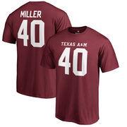 Von Miller Texas A&M Aggies Fanatics Branded College Legend Name & Number T-Shirt - Maroon
