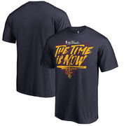 Cleveland Cavaliers Fanatics Branded 2017 NBA Finals Bound Big & Tall T-Shirt - Navy