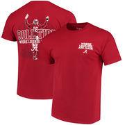Alabama Crimson Tide Champion Fan T-Shirt - Crimson