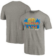 Fanatics Branded 2017 MLB All-Star Game Vintage Tri-Blend T-Shirt - Heathered Gray