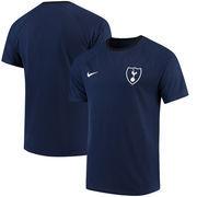 Tottenham Hotspur Nike 2017/18 Performance Match T-Shirt - Navy