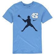 North Carolina Tar Heels Nike Youth Lacrosse Player T-Shirt –