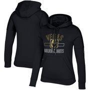Vegas Golden Knights adidas Women's Open Box Stack Hoodie – Black