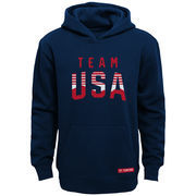 Team USA 2018 Winter Olympics Hills and Shadows Pullover Hoodie - Navy