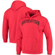 Northeastern Huskies Fanatics Branded Basic Arch Expansion Hoodie - Red