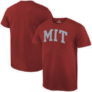 MIT Engineers Fanatics Branded Basic Arch Expansion T-Shirt - Cardinal