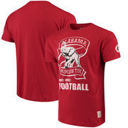 Alabama Crimson Tide Original Retro Brand 100 Year Anniversary T-Shirt - Crimson