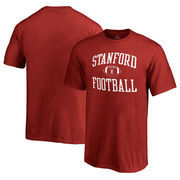 Stanford Cardinal Fanatics Branded Youth Neutral Zone T-Shirt - Cardinal