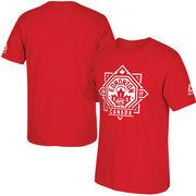 Reebok UFC 215 Official Weigh-In T-Shirt - Red