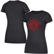 Reebok Women's UFC 215 Official Weigh-In T-Shirt - Heather Black