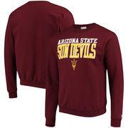 Arizona State Sun Devils Champion Core Powerblend Crewneck Sweatshirt - Maroon