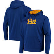 Pitt Panthers Colosseum Big Logo Pullover Hoodie - Royal