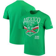 Mexico National Team Crest T-Shirt - Kelly Green