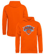New York Knicks Fanatics Branded Youth Primary Logo Pullover Hoodie - Orange
