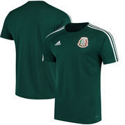 Mexico National Team adidas Home Fan climalite T-Shirt – Green/White