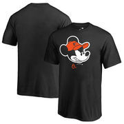 Baltimore Orioles Fanatics Branded Youth Disney Game Face T-Shirt - Black