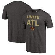 Atlanta United FC Fanatics Branded 2017 MLS Cup Playoffs Unite Tri-Blend T-Shirt - Black