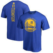 Klay Thompson Golden State Warriors Fanatics Branded Backer Big & Tall T-Shirt - Royal