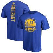 Kevin Durant Golden State Warriors Fanatics Branded Backer Big & Tall T-Shirt - Royal