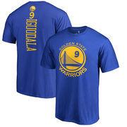 Andre Iguodala Golden State Warriors Fanatics Branded Big & Tall Backer T-Shirt - Royal