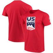Team USA Main Title T-Shirt – Red