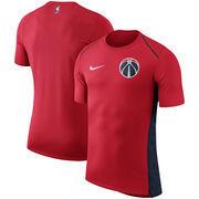 Washington Wizards Nike Elite Shooter Performance T-Shirt - Red