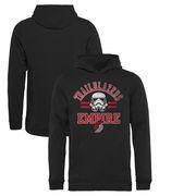 Portland Trail Blazers Fanatics Branded Youth Star Wars Empire Pullover Hoodie - Black