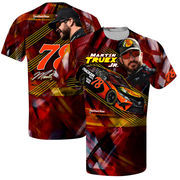 Martin Truex Jr Youth Turbo Sublimated T-Shirt