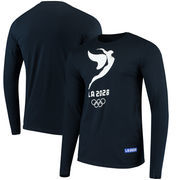 Team USA Los Angeles 2028 Long Sleeve T-Shirt – Navy