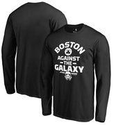 Boston Celtics Fanatics Branded Star Wars Against the Galaxy Long Sleeve T-Shirt - Black
