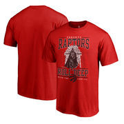 Toronto Raptors Fanatics Branded Star Wars Roll Deep with the Empire T-Shirt - Red