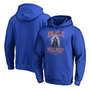 New York Knicks Fanatics Branded Star Wars Roll Deep with the Empire Pullover Hoodie - Royal