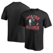 Portland Trail Blazers Fanatics Branded Youth Star Wars Alliance T-Shirt - Black