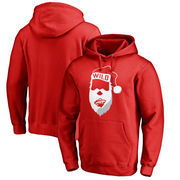 Minnesota Wild Fanatics Branded Jolly Pullover Hoodie - Red