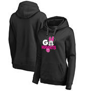 Denver Nuggets Fanatics Branded Women's Disney Rally Cry Minnie Pullover Hoodie - Black